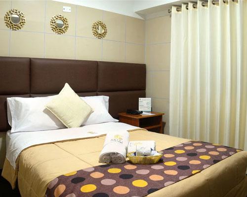 Hotel lima city single room