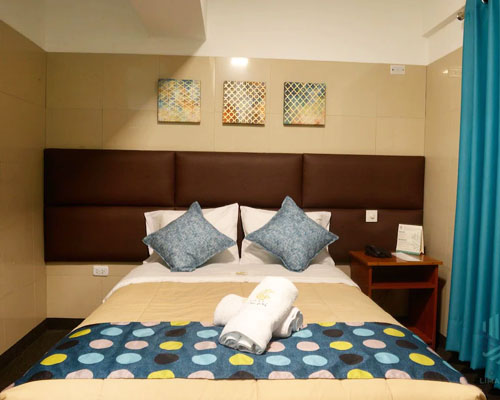 Hotel lima city vip standard room for 2 person