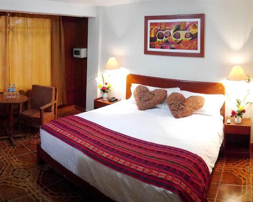Hote Wiracocha Inn type room double