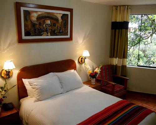 Hotel Wiracocha Inn Type room single